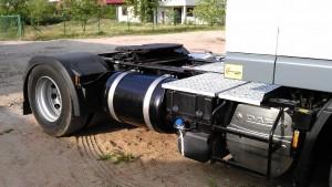 LPG Nádrž 250L pro kamiony